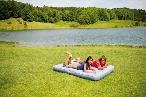 Nafukovací postel QUICKBED AIRBED DOUBLE 188x137x19 cm
