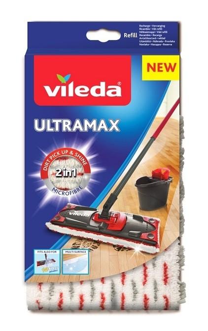 Ultramax mop náhrada Microfibre 2v1