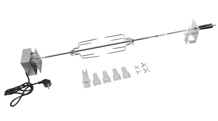 Grilovací jehla na rožnění s elektromotorem Premium Rotisserie Kit CAMPINGAZ 2000032368
