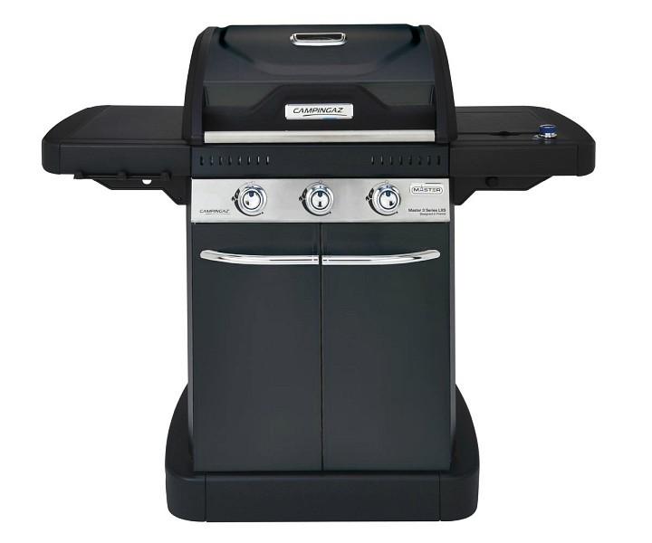 Plynový gril Master 3 Series LXS Black CAMPINGAZ 2000032416