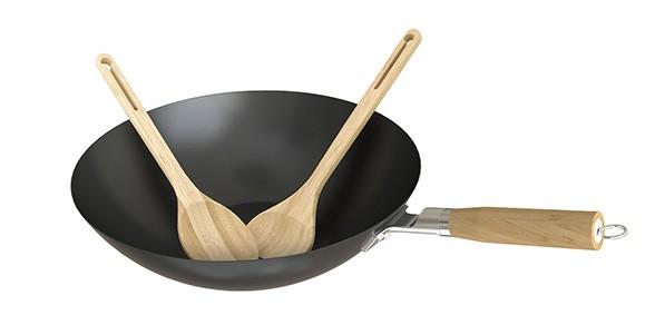 Levně Pánev wok Culinary Modular Mandarin