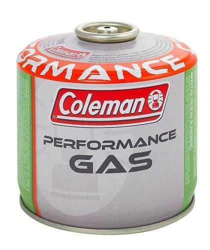 Plynová kartuše Coleman C300 Performance ventilová šroubovací