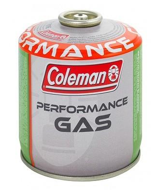 Plynová kartuše Coleman C500 Performance ventilová šroubovací