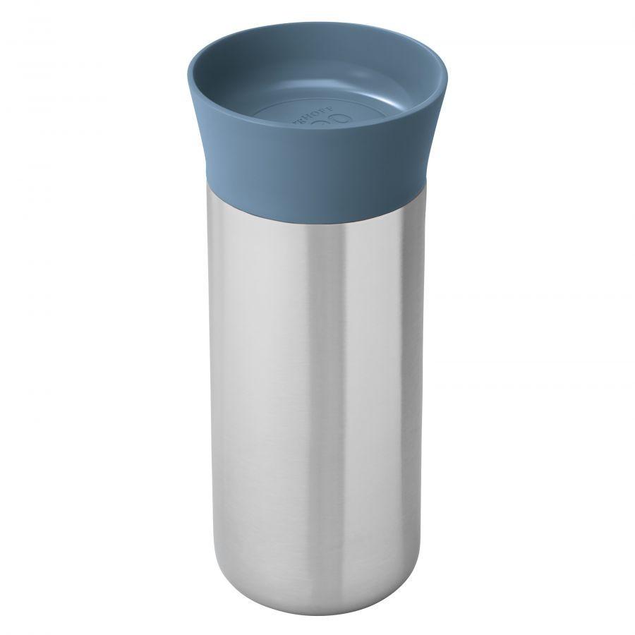 Termohrnek nerezový LEO 330 ml modrá