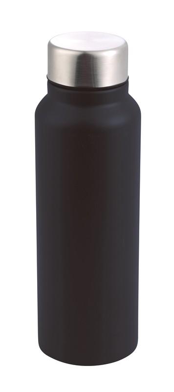 Termoska lahev nerezová ocel 0,75 l černá
