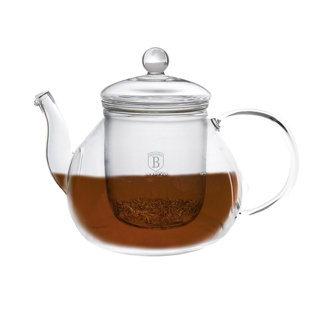 Konvička na čaj louhovací 1 l BERLINGERHAUS BH-1363
