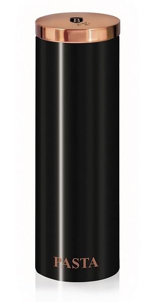 Dóza na těstoviny Black Rose Collection 30 cm BERLINGERHAUS BH-1733