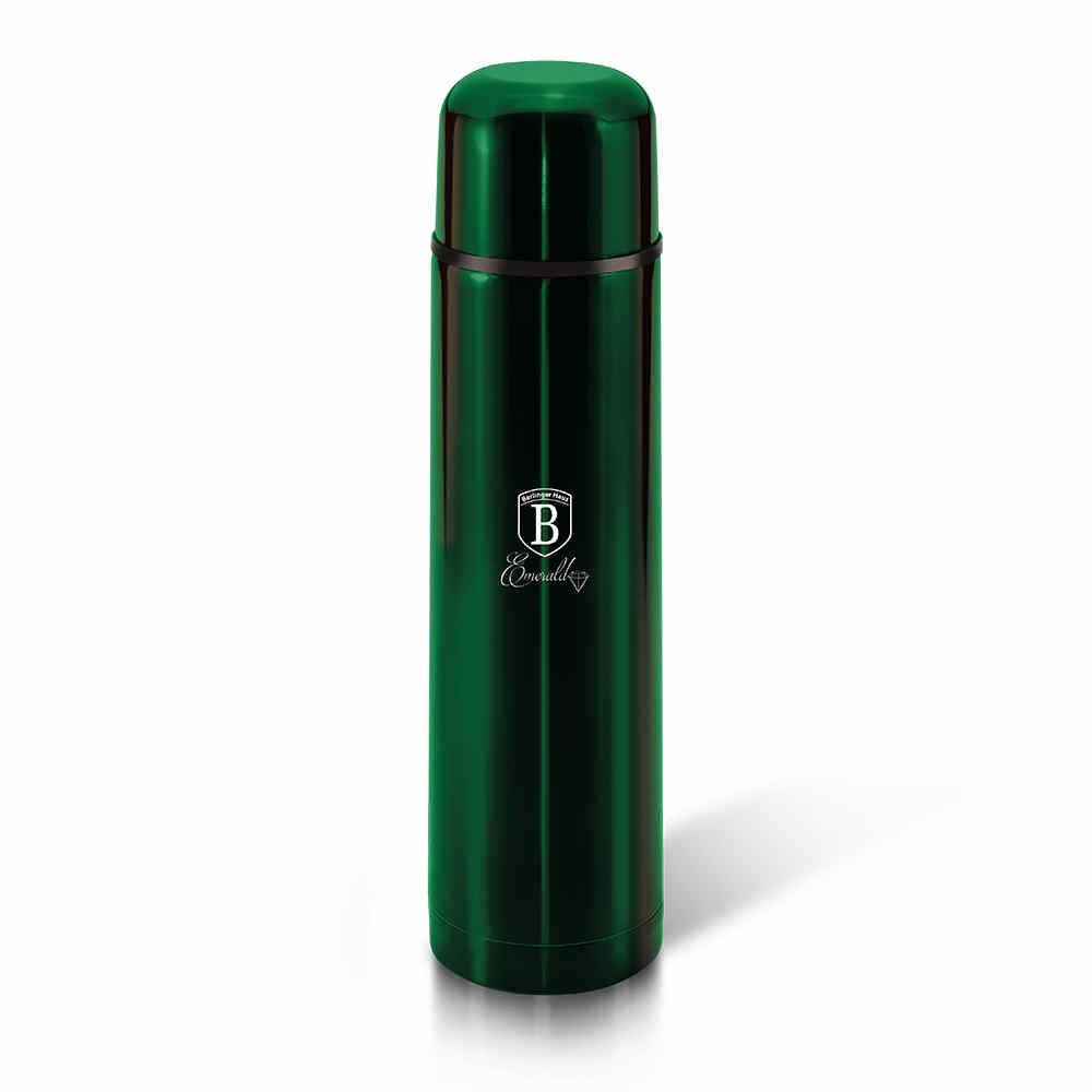 Termoska nerez 1 l Emerald Collection BERLINGERHAUS BH-6381