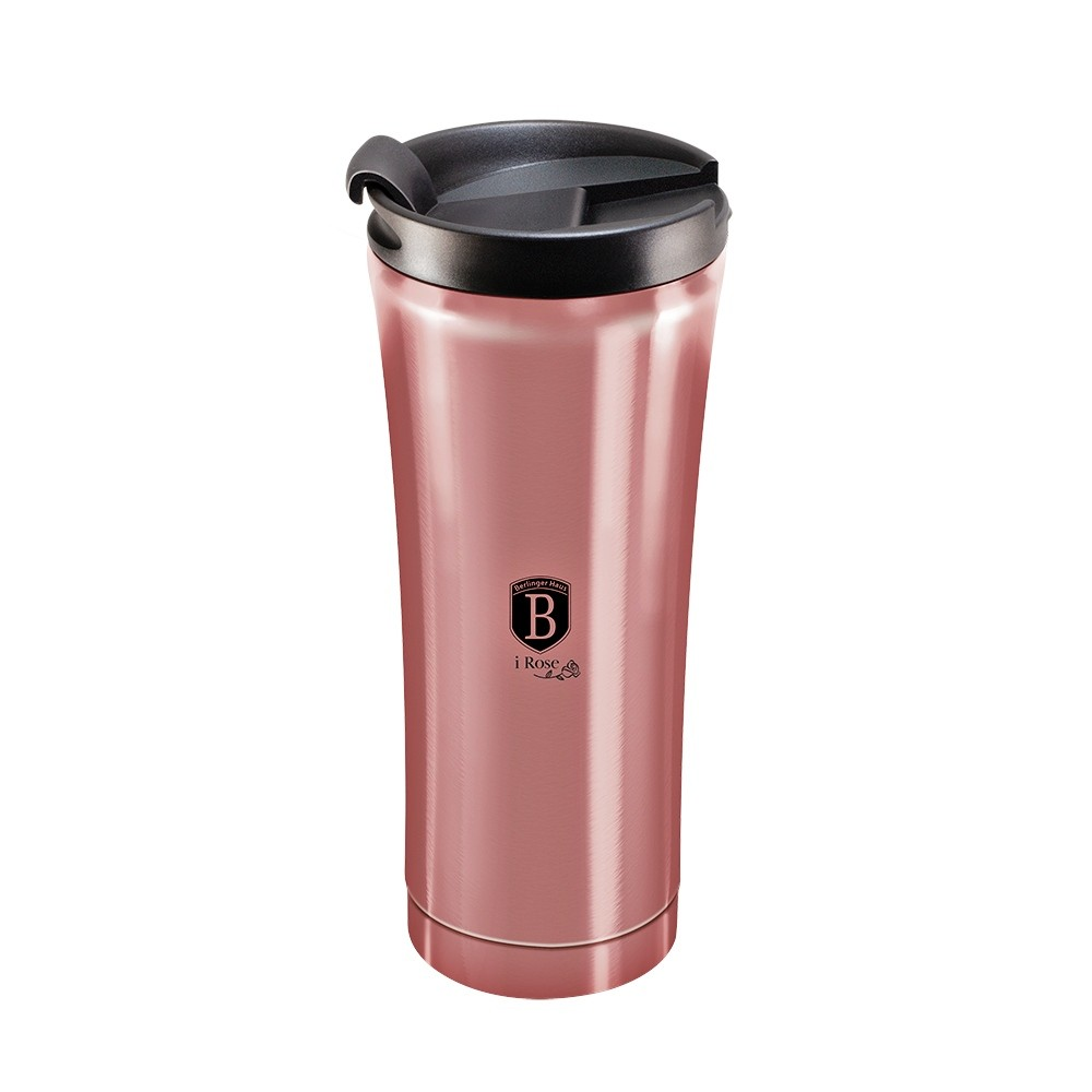 Termohrnek 500 ml  I-Rose Edition BERLINGERHAUS BH-6409