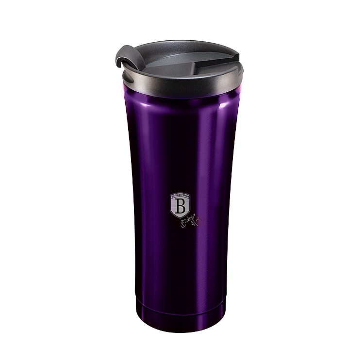 Termohrnek 500 ml Purple Metallic Line