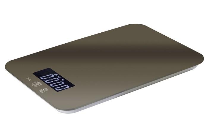 Váha kuchyňská digitální 5 kg Carbon Metallic Line