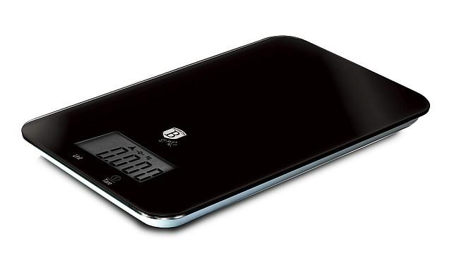 Váha kuchyňská digitální 5 kg Black Silver Collection