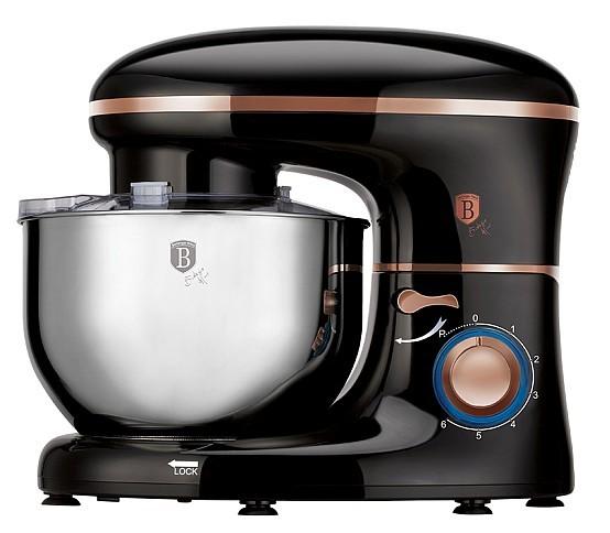 Kuchyňský robot 1400 W Black Rose Collection BERLINGERHAUS BH-9042