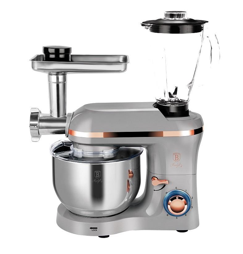 Kuchyňský robot s mlýnkem 1400 W Moonlight Collection