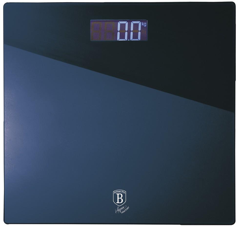 Osobní váha digitální 150 kg Aquamarine Metallic Line