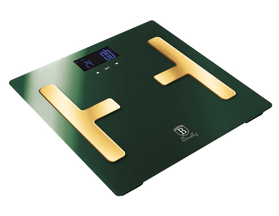 Osobní váha Smart s tělesnou analýzou 150 kg Emerald Collection
