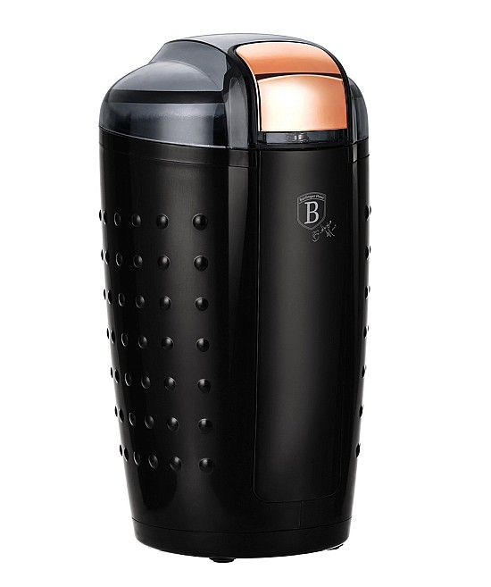 Mlýnek na kávu elektrický Black Rose Collection BERLINGERHAUS BH-9113