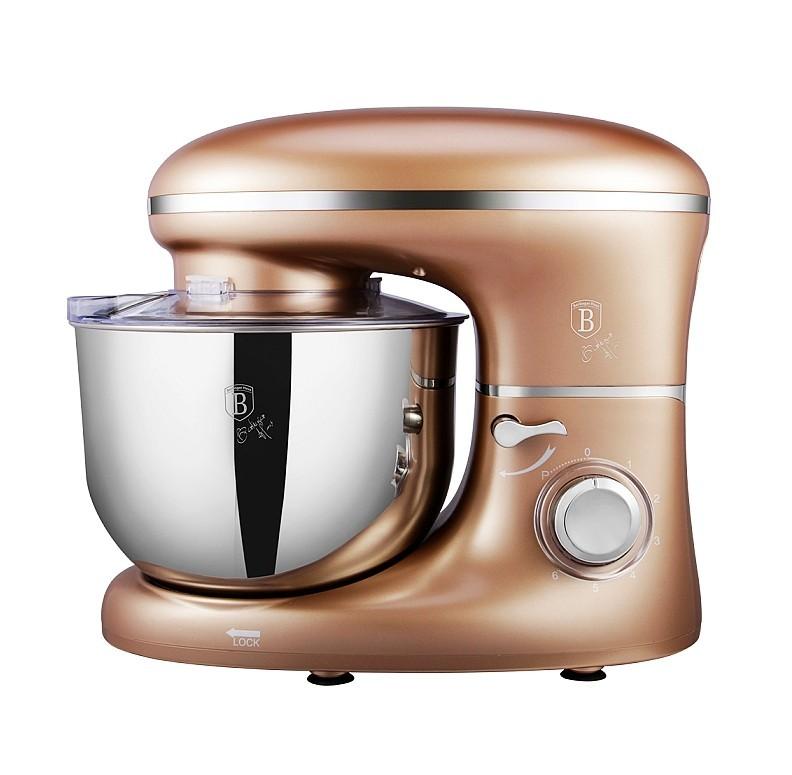 Kuchyňský robot 1300 W Rosegold Metallic Line