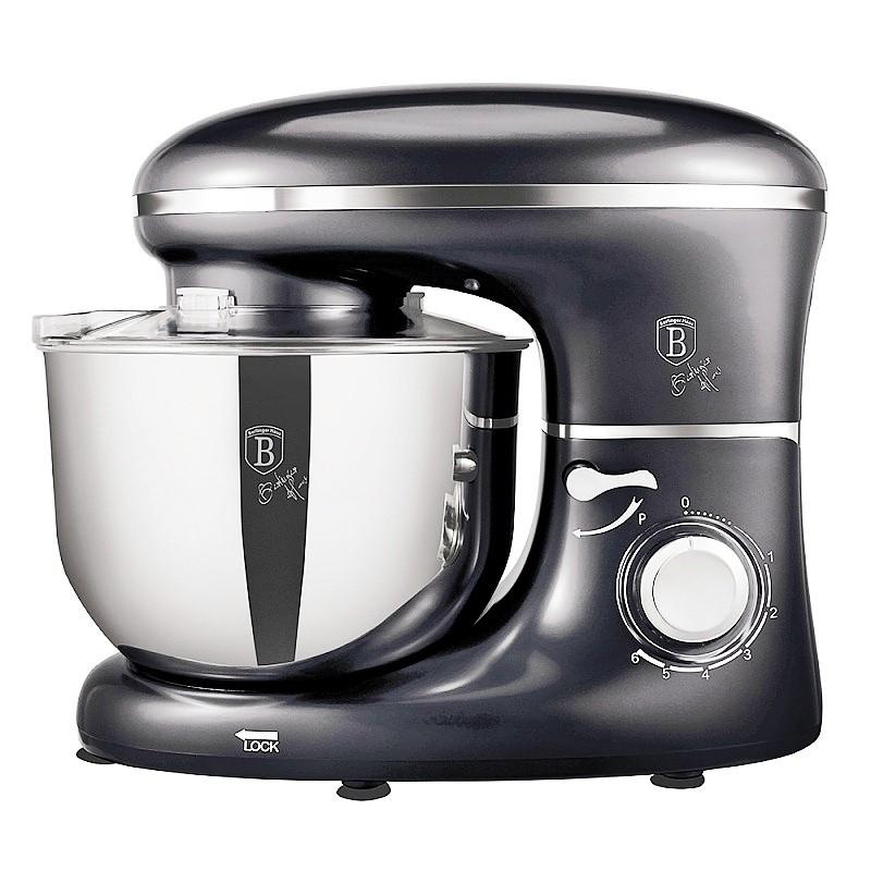 Kuchyňský robot 1300 W Carbon PRO Line