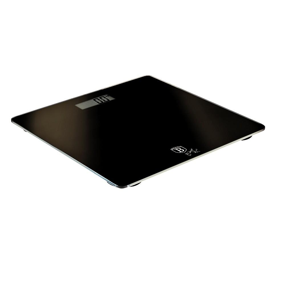 Váha osobní digitální 150 kg Shiny Black Collection