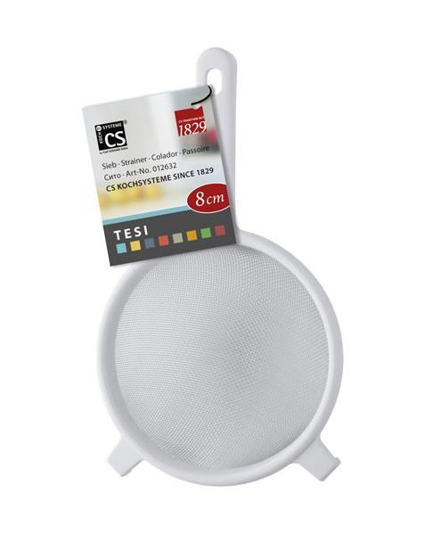 Sítko plast 8 cm TESI CS SOLINGEN CS-012632