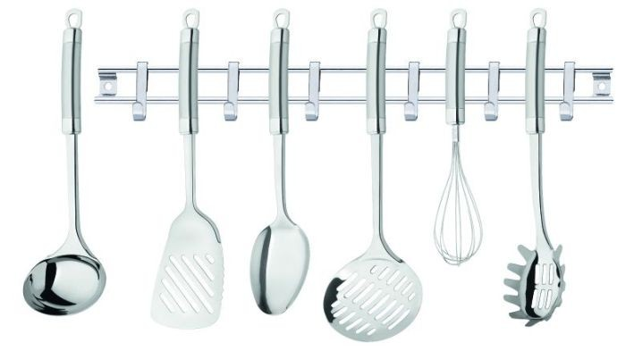 Náčiní kuchyňské nerez - sada 7 ks EXQUISITE CS SOLINGEN CS-008765