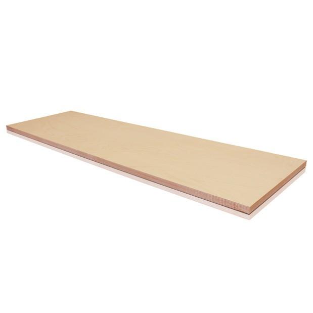 Pracovní deska dílenského stolu 200 x 60 cm buk ERBA ER-06752