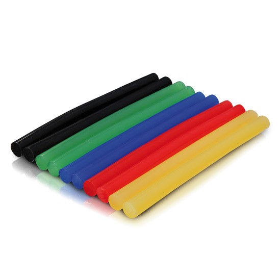 Lepicí tyčinka barevná 7,2 x 100 mm - 10 ks, pro ER-13286