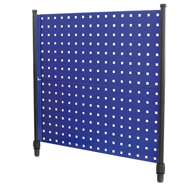 Děrovaná stěna na nářadí pro dílenský vozík ER-14221 ERBA ER-14225