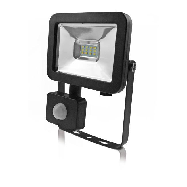 LED světlo pracovní s pohybovým čidlem 12 LED 10W ERBA ER-25076