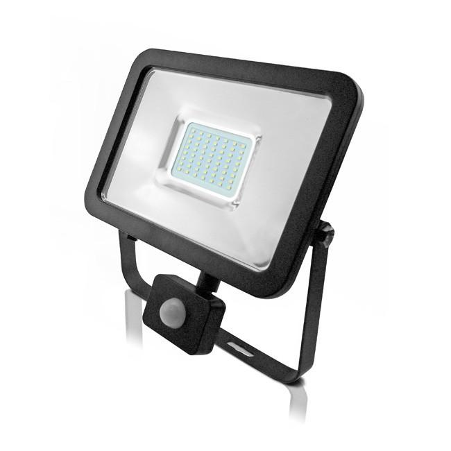 LED světlo pracovní s pohybovým čidlem 56 LED 50W ERBA ER-25078