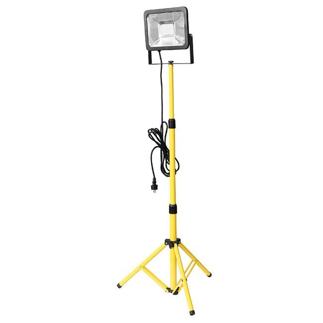 LED světlo pracovní s teleskopickým stojanem 12 LED 10W ERBA ER-25092