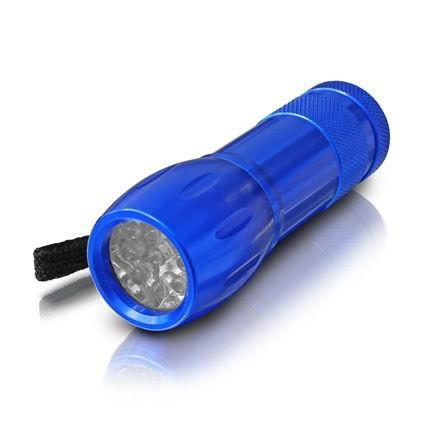 LED svítilna 9 LED, 35 Lumen,  kapesní