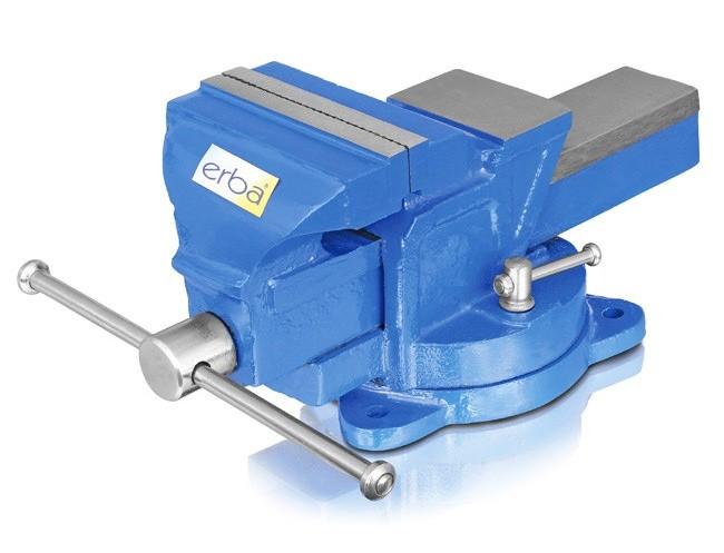 Svěrák 125 mm ERBA ER-53031