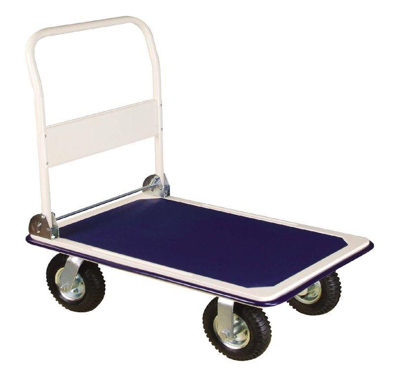 Plošinový vozík 300 kg nafukovací kola ERBA ER-03118