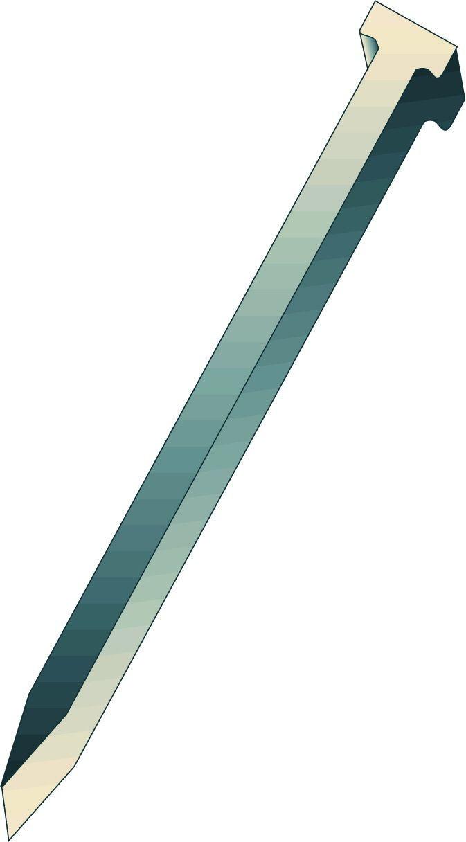 Hřebíky 25 mm 5000 ks ERBA ER-18130