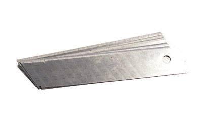 Ulamovací čepele náhradní 18 mm 10 ks