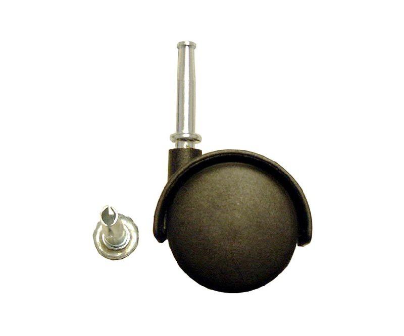 Kolečka umělohmotná sada 50 mm 4 ks ERBA ER-33123