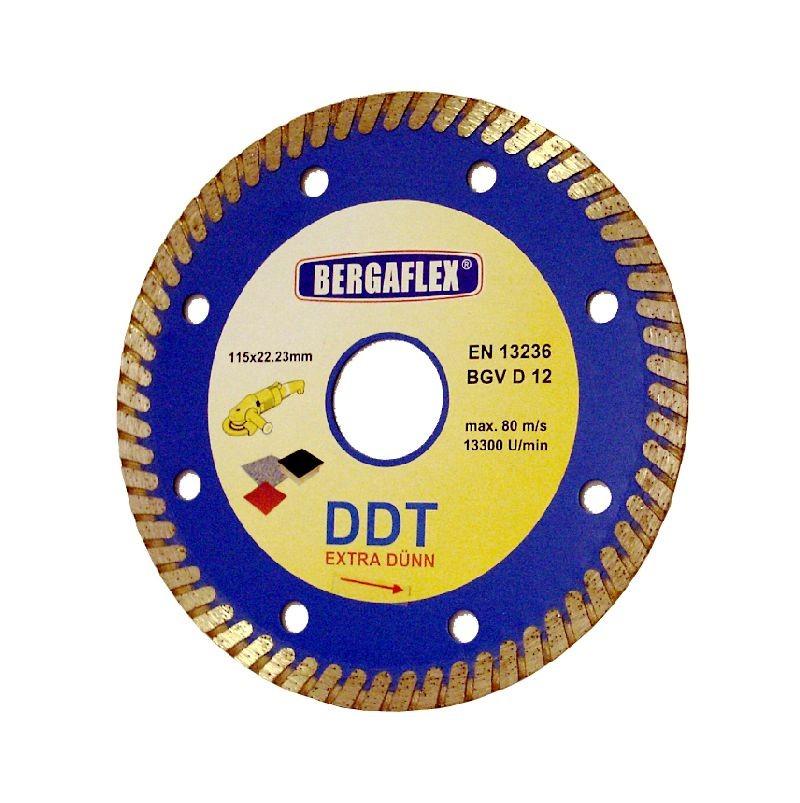Kotouč řezný diamantový DDT Bergaflex 115 mm ERBA ER-4411561