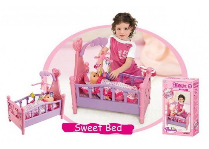 Dětská postýlka pro panenky