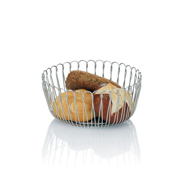 Koš na ovoce PRATO ušlechtilá ocel 21,5cm KELA KL-11499