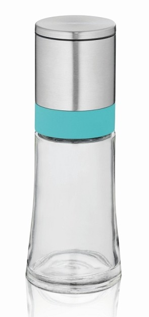 Mlýnek na sůl a pepř MATTEO sklo / nerez KELAKL-11619_3011619