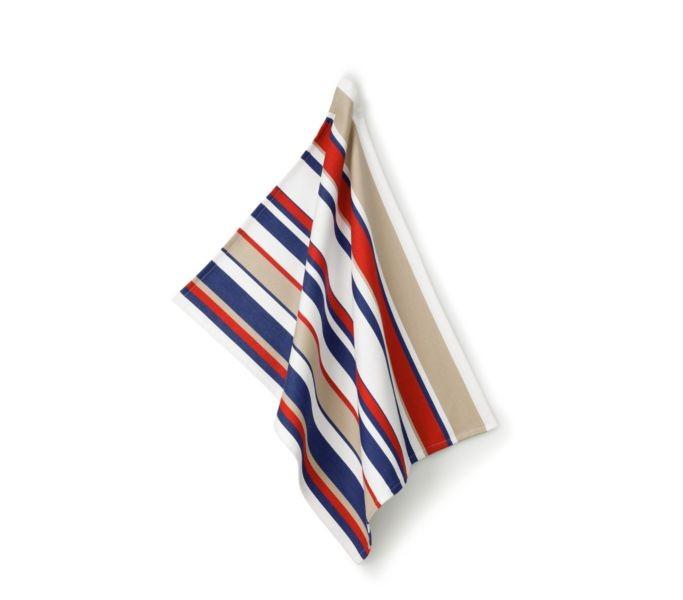 Utěrka FRIDA 100% bavlna, pruh 50x70 KELA KL-11760