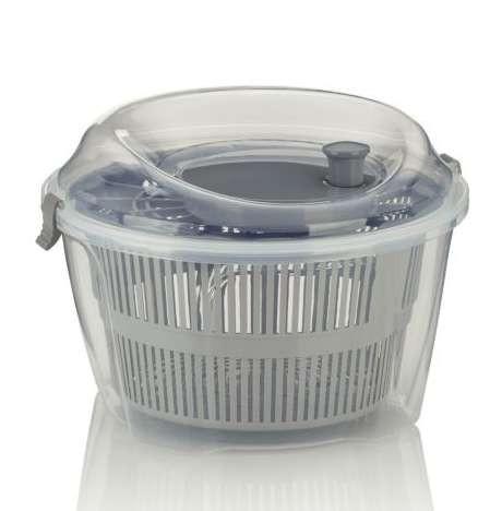 Odstředivka na salát MAILIN plast šedá