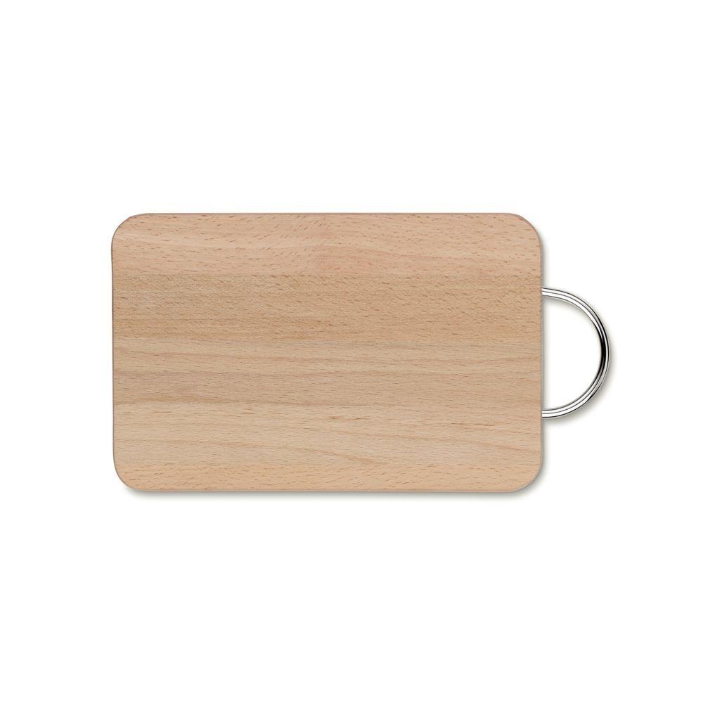 Prkénko MINA bukové dřevo L 26,5cm x W 15cm x H 1,2cm KELA KL-12026