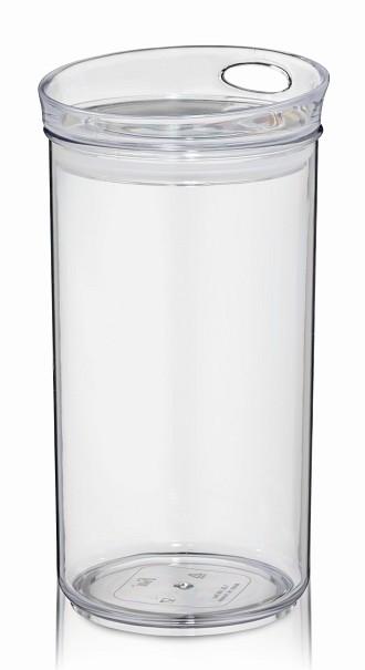 Dóza skladovací JULE plast 1.2l válcová KELA KL-12056