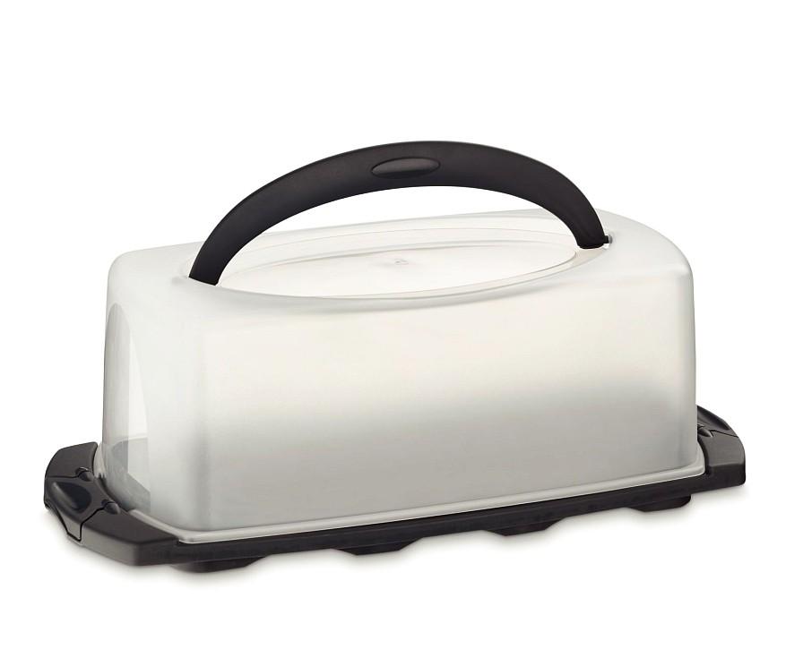 Box na potraviny přenosný s víkem DELI