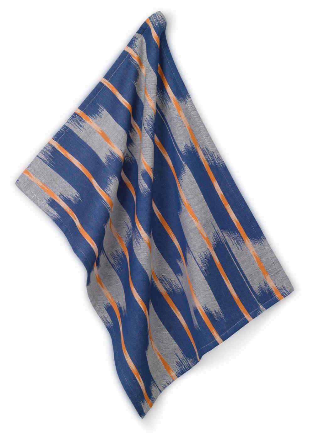 Utěrka ETHNO 100% bavlna, modrá, 50x70cm KELA KL-12446