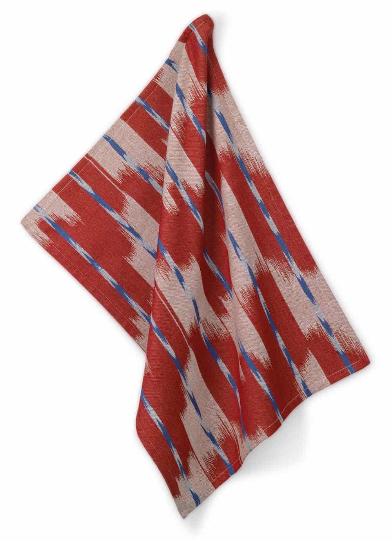 Utěrka ETHNO 100% bavlna, červená, 50x70cm KELA KL-12447
