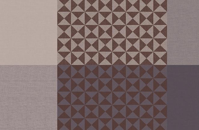 Prostírání TRIANGLE - trojúhelník PP plast